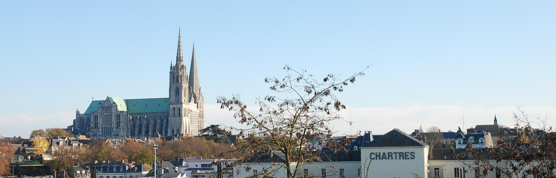 panoramique chartres